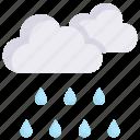 cloud, nature, rain, raining, season, spring, weather