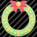 decoration, nature, ornament, season, spring, weather, wreath