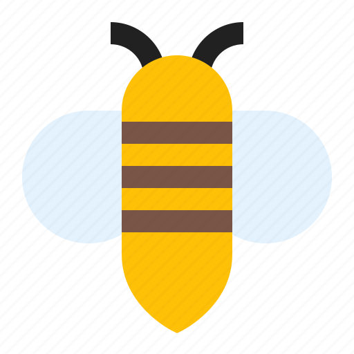 animal, bee, fly, honey, spring icon