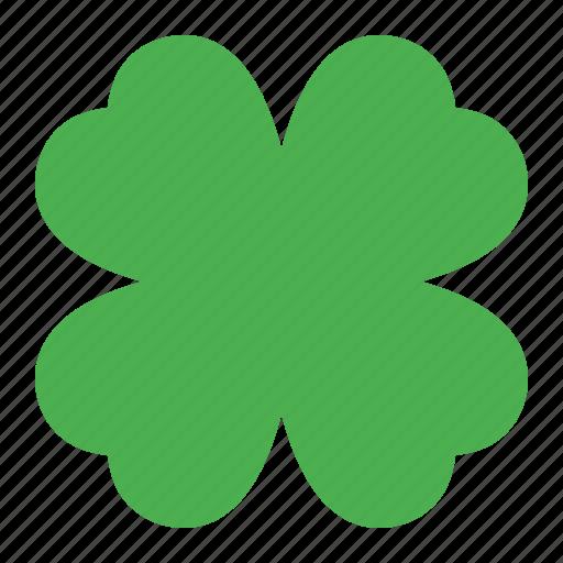 clover, leaf, spring icon