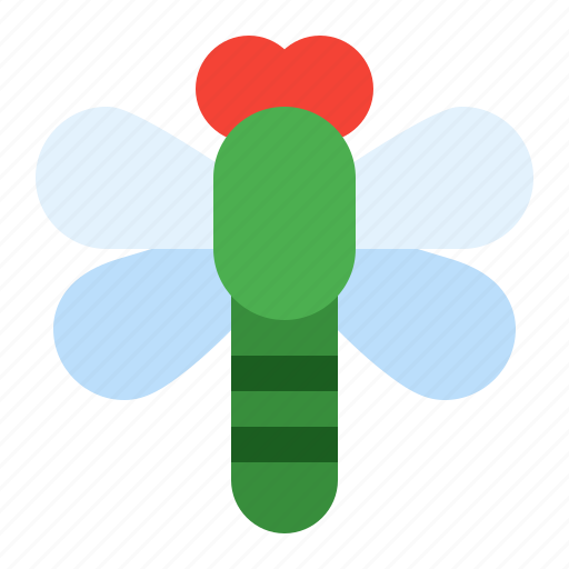 animal, dragonfly, fly, insect, spring icon