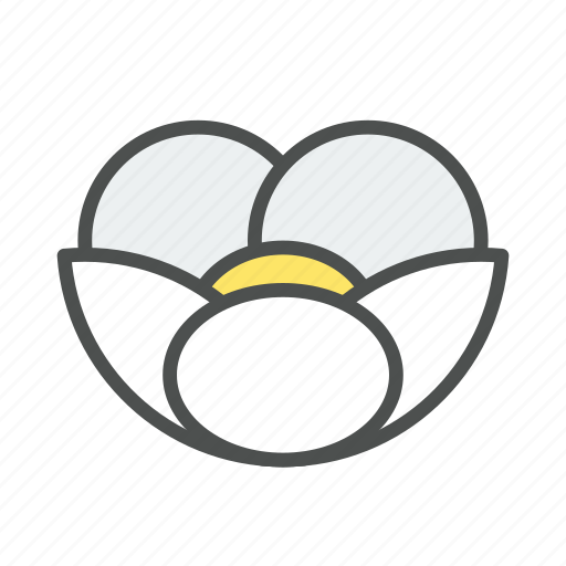 blossom, flower, nature, spring, tea icon