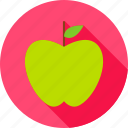 apple, diet, food, fruit, healthy, nature, vegan