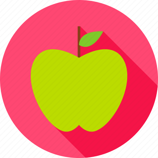 Apple, diet, food, fruit, healthy, nature, vegan icon - Download on Iconfinder