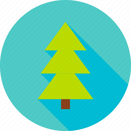 christmas, christmas tree, fir, nature, plant, spruce, tree icon