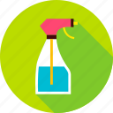 bottle, garden, household, spray, tool, water