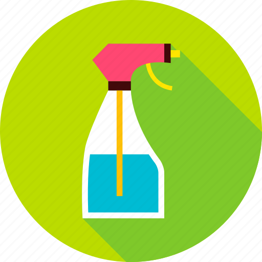 bottle, garden, household, spray, tool, water icon