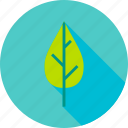 foliage, garden, greenery, leaf, natural, plant, spring icon