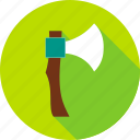 ax, axe, bill, equipment, garden, hatchet, tool icon