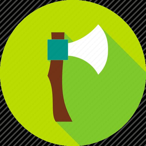ax, axe, bill, equipment, garden, hatchet, tool icon