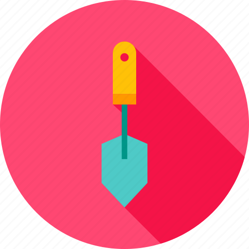 cultivation, equipment, garden, gardening, shovel, spade, tool icon