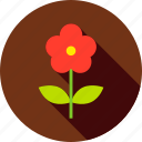 agriculture, blossom, flower, garden, nature, plant, spring icon