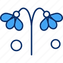 flower, nature, plant, tree