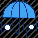 protection, rain, spring, umbrella