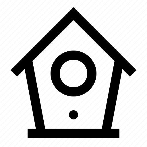 Bird, birdhouse, home, house, spring icon - Download on Iconfinder