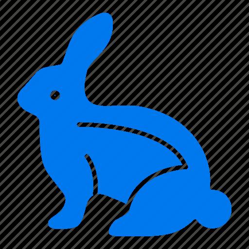 bunny, easter, rabbit icon