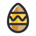 celebration, decoration, easter, easter egg, egg, holiday, spring icon