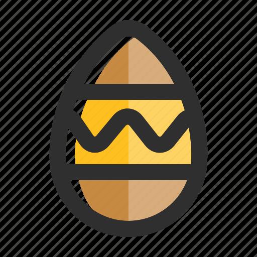 Celebration, decoration, easter, easter egg, egg, holiday, spring icon - Download on Iconfinder