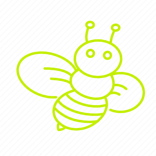 Animal, bee, honey, insect, sting icon - Download on Iconfinder