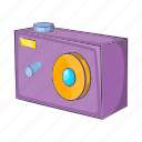 camera, cartoon, lens, optical, photography, spy, technology icon
