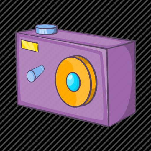 camera, cartoon, lens, optical, photography, spy, technology icon