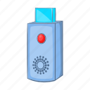 cartoon, connect, drive, flash, memory, portable, technology icon