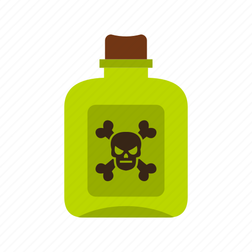 bane, bottle, caution, liquid, poison, toxic, toxin icon