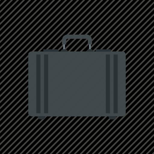 brief, business, diplomat, job, lock, pack, trip icon