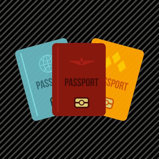 citizenship, destination, document, national, passport, state, travel icon