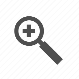 find, glass, in, magnifying, magnifying glass, search, zoom icon