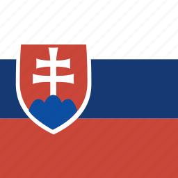 slovakia, square icon