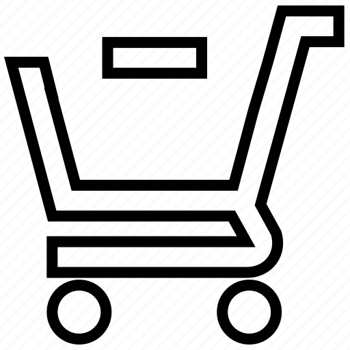 cart, ecommerce, minus, online, revmove, shopping icon