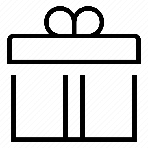 ecommerce, gift, packaging, present, shopping icon