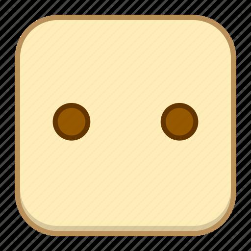emoji, emotion, expression, face, speechless icon