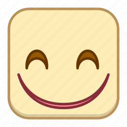 emoji, emotion, evil, expression, face, smile icon