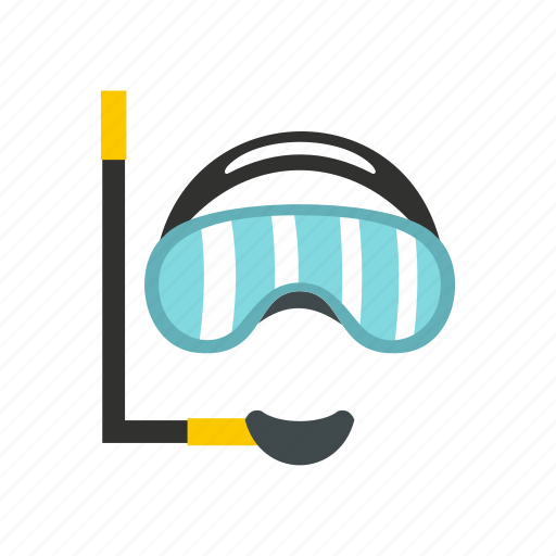 mask, scuba, snorkel, sport, summer, underwater, water icon