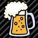alcohol, bar, beer, drink, irish, patrick, pub icon