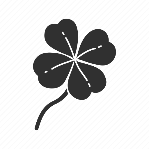 clover, green, leaf, luck, lucky clover, st.patrick day, three leaf clover icon