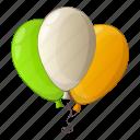 air, ball, colours, ireland