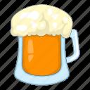 alcohol, beer, cup, drink