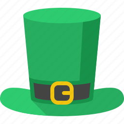 green, hat, leprechaun, patrick, saint patrick, st patricks day, stpatricksday icon