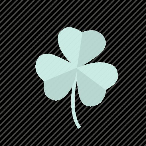 Clover, green, leaf, nature, patricks, st, trefoil icon - Download on Iconfinder