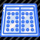 score, scoreboard, sport, stadium, win icon