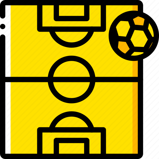 field, football, pitch, soccer, sport, stadium icon
