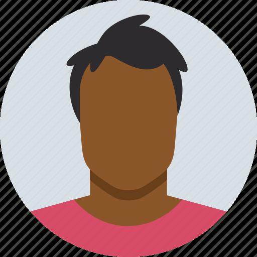 brown, male, man, mature icon
