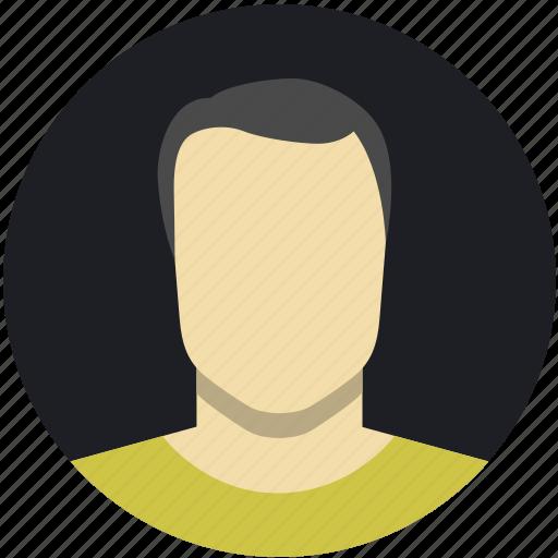 avatar, man, people icon
