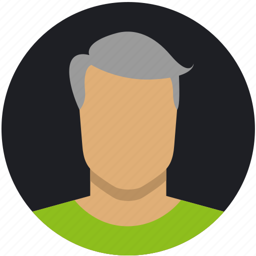 avatar, old man, old people icon