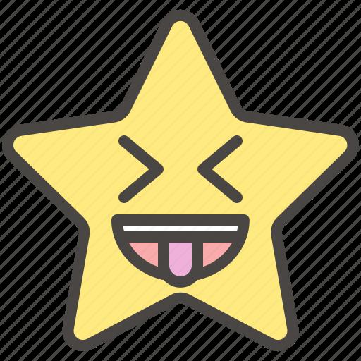 Half Star Emoji