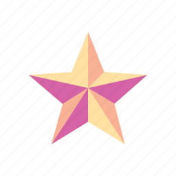 achievement, award, medal, prize, reward, star, winner icon