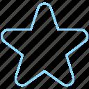 award, lblue, rating, star